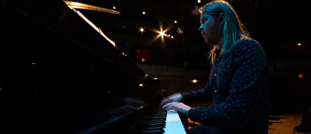 Karl Larson: Piano Music of Anthony Vine, including a world premiere, at Spectrum